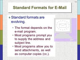 Mcgraw-Hill/irwin Ppt Module 9 Formats For Letters And Memos ©2007 ...