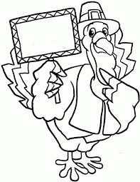 Cute Thanksgiving Coloring Pages Many Interesting Cliparts