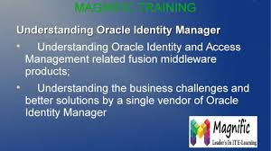 Live Oracle Identity Manager Idm Online Training Youtube