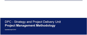 Dpc Strategy And Project Delivery Unit Project Management