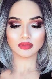 description 21 y makeup ideas for valentines day