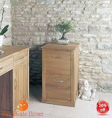 baumhaus filing cabinet 2 drawer office solid oak mobel home assembled furniture baumhaus mobel solid oak hidden