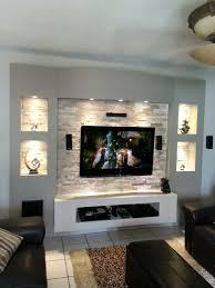 Living Room Entertainment Ideas Luxury Floating Shelves