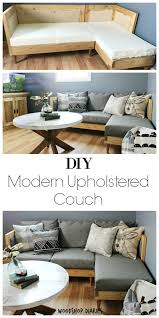 How to build your own DIY Couch--free building plans and upholstery  tutorial to
