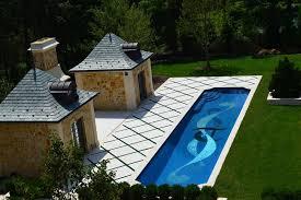 backyard design landscaping. Lap Pool, Mosaic Tile Design Backyard Landscaping Cipriano Landscape Mahwah, NJ O