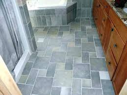 Bathroom Floor Tile Design Patterns Delectable Bathroom Floor Pattern Ideas Architecture Home Design
