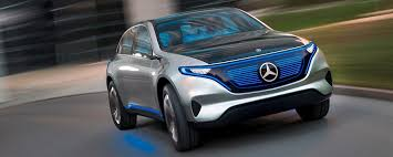 Electric Car Concept Eq By Mercedes Benz Daimler Innovation