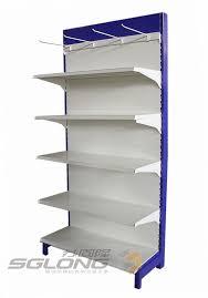 Gondola Display Stands Mesmerizing Indoor Outdoor Supermarket Gondola Shelving Display Stand Wine Style