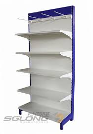 china indoor outdoor supermarket gondola shelving display stand wine style supplier