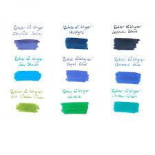 Rohrer Klingner Ink Ink Bottle 18 Colors