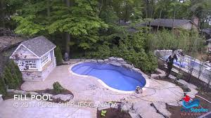 inground pool installation step by step by pool supplies canada