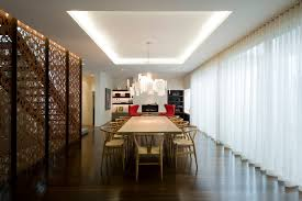 lighting curtains. sheer white curtains dining room modern with 3 story cove lighting f