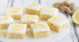 Attractive Zitronen Ingwer Kuchen