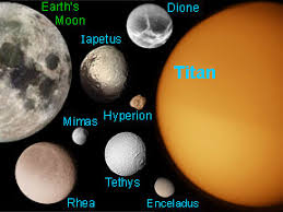 saturn s size large and medium sized moons of saturn windows to the universe