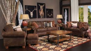 Microfiber Living Room Set Laramie Brown Living Room Collection Gallery