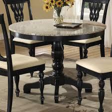 print of beautiful granite dining table set