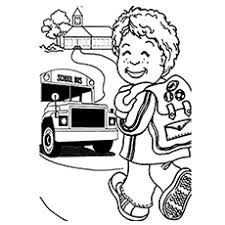 Small Picture Top 20 Free Printable Back To School Coloring Pages Online