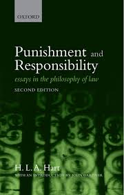 punishment and responsibility essays in the philosophy of law punishment and responsibility essays in the philosophy of law amazon co uk h l a hart 9780199534784 books