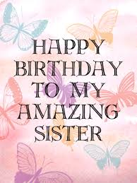 E Birthday Card Free E Birthday Cards For Sister Birthday Butterfly Cards For Sister