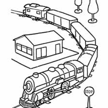 Small Picture Coloring Pages Polar Express Train Archives Mente Beta Most
