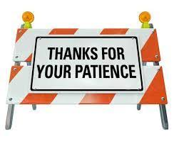 Image result for thanks for your patience