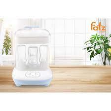 Máy tiệt trùng sấy khô hâm sữa điện tử 4 trong 1 fatzbaby fb4910sl, bảo  hành 12 tháng - Sắp xếp theo liên quan sản phẩm