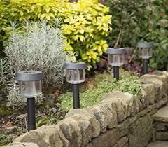 amazing garden lighting flower. Solar Glow Ultra Bright Garden Lights Amazing Lighting Flower O