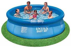 above ground inflatable pool. Modren Above Image Is Loading Intex10039x30034EasySet For Above Ground Inflatable Pool N