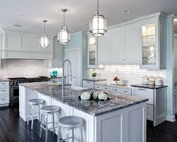 grey granite island gray countertops countertop backsplash ideas