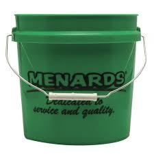 menards 5 gallon bucket.  Gallon Intended Menards 5 Gallon Bucket A