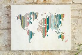 world map wall decor ideas india philippines
