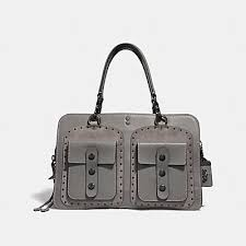 COACH Official Site Official page   WOMEN   SATCHELS