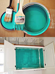 Bright Kitchen Color Nesting Colored Kitchen Cabinets A Beautiful Mess