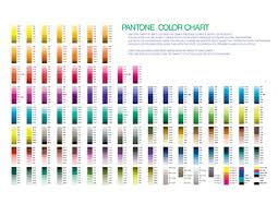 Pantone Color Chart 2018 Pantone Color Chart Free Download Create Edit Fill And