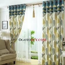 tropical print curtains tropical leaf pattern linen material printed country curtain loading zoom tropical print fabric tropical print curtains