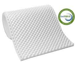 egg crate foam mattress topper. Vaunn Medical Egg Crate Convoluted Foam Mattress Pad - 3\ Topper