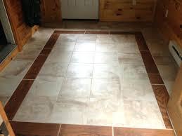 Mud Room Floor Wood Tile Borderbathroom Border Ideas White Bathroom