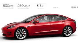 Bildergalerie Tesla Model 3 - Bilder - autobild.de