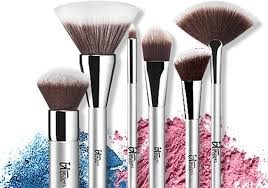 ulta makeup brushes. it cosmetics: ulta carries many prestige brands, but one of the best things about it is that sells them right next to your usual drugstore brands. makeup brushes