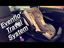 evenflo pivot modular travel system