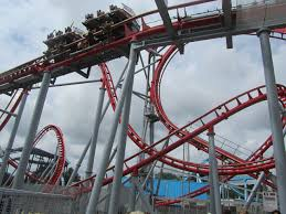 Roller coster,fun,theme park,roller coaster,rides - free image from  needpix.com