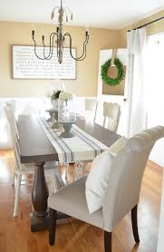 modern farmhouse table. Modern Farmhouse Dining Room Makeover. Beautiful Makeover Full Of Vintage Charm! Table