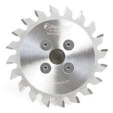 carbide tipped saw blades. 48200 carbide tipped plastic trim saw blade and arbor cnc system 4 inch dia x 20t tcg, 0 deg 1/2 shank 100% flash mounting blades