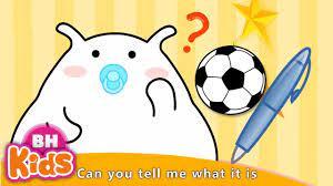 Bài Hát Tiếng Anh Trẻ Em - Can You Tell Me What It Is - Bé Học Tiếng Anh  Qua Bài Hát | Kids Song - Tuyển tập nhạc thiếu nhi hay. - #