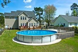 above ground pool decks.  Above Above Ground Pool Decks With Gazebo Combined  Ideas  To