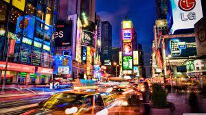 New York City At Night Ultra HD Desktop ...