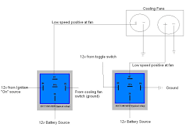 wiring diagram for fan relay switch the wiring diagram how to altima electric cooling fan install infamous nissan wiring diagram