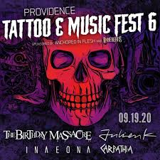 This is appalachia's destination music festival featuring outdoor adventure paired with your favorite music! Tattoo Music Fest 6 Fete Music Hall