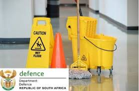 Image result for SA DEPARTMENT OF DEFENCE: CLEANER JOBS