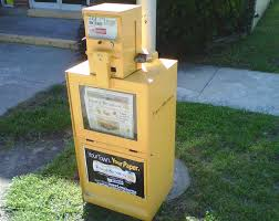 Newspaper Vending Machines For Sale Awesome Sunbeam Newspaper Vending Box Stolen From In Front Of Quinton Diner